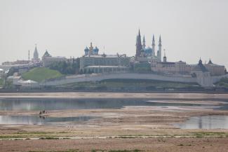 Казанцев напугали майское пекло и высыхающие реки: адское лето-2010 возвращается?
