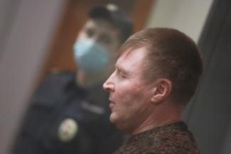 «Ты кого на... послал?»: в Казани решили примерно наказать уголовника, который обматерил судью