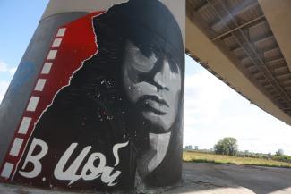 Прочь руки от Цоя и Децла: казанские граффитисты просят власти не губить их творения ради WorldSkills