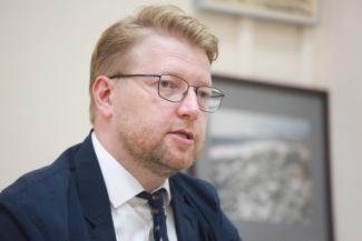 Лидер партии «Яблоко» Николай Рыбаков: «Жители Осиново, где хотят построить МСЗ, имеют право дышать чистым воздухом»