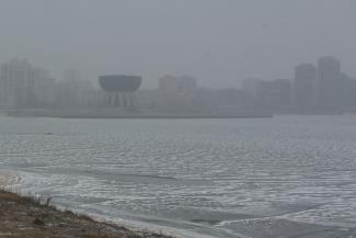 Ошибочка вышла?.. Как городские власти едва не отдали берег Казанки под жилую застройку
