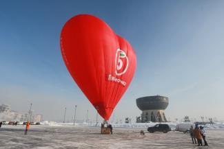 «Это вам не самолет!»: казанец собирается пролететь 500 км на большом воздушном шаре