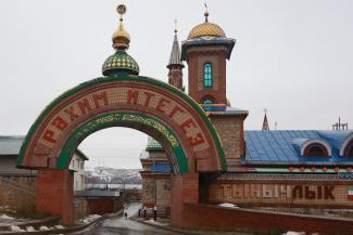 В гости к Кришне и Чебурашке: новый хозяин Храма всех религий обижается, что казанцы не ходят к нему на экскурсии