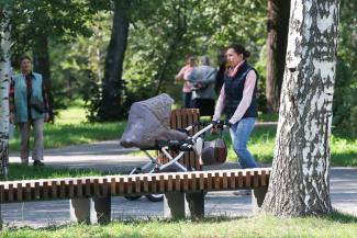 «Набережная Кабана - лучше»: Наталия Фишман не согласна с рейтингом парков Казани