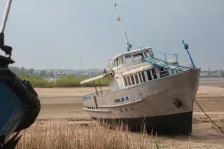Зачем слили Волгу?.. Татарстан попросит Москву прекратить весеннее безобразие со сбросом воды