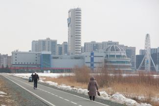 Аквапарк не тронут, «Панораму» закроют: казанскую «Ривьеру» ждет реновация