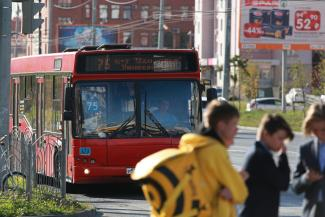 «На все сразу денег не хватает»: казанские автобусники требуют поднять плату за проезд до 40 рублей