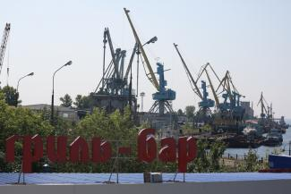 «Территория мечты»: промзону за речпортом хотят превратить в новый центр Казани