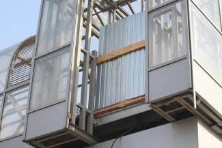 В Казанских переходах вырвали с мясом лифты для инвалидов