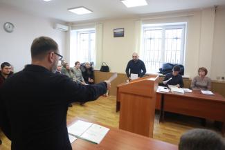 Сорок казанцев требуют в суде остановить строительство мечети под своими окнами