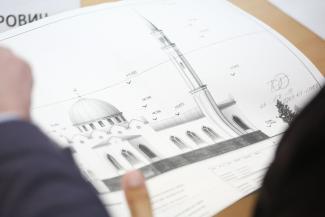«А нам нужен сквер!»: казанцы, под окнами которых хотят построить мечеть, требуют провести опрос, как в Екатеринбурге