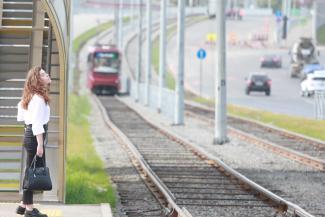 Обвиняются камни: почему сходит с рельсов казанский трамвай «пятерочка»?