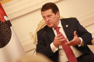 Ильсуру Метшину открыли глаза на то, что казанским вузам наплевать на победителей всероссийских олимпиад школьников