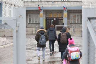 В Казани 2 тысячи учеников будущей «шаймиевской» школы попросят на выход в апреле, чтобы не мешали строителям