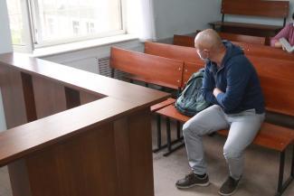В Казани судят «оборотня в погонах» за взятку в 2 тысячи рублей