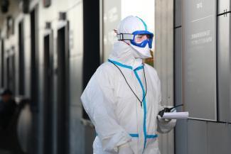 «Если вирус не увидели, это не значит, что его нет в организме»: почему в Татарстане мало больных ковидом и много переболевших с антителами