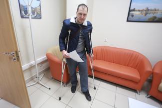 Казанский полицейский, которого обвиняют в крупном  ДТП, ищет справедливости