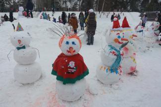 Китайский Дед Мороз, фестиваль снеговиков и царский Новый год: куда в Казани сводить детей в праздничные десять дней