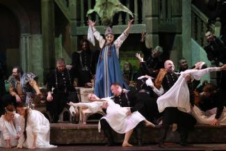На открытие Шаляпинского фестиваля в Казань приехал директор Большого театра