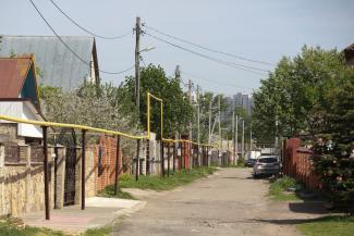 «Вся надежда - на маму Марата Хуснуллина»: жители казанского поселка Аметьево протестуют против сноса домов ради строительства дорог