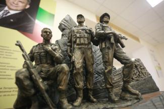 И чтобы никаких слёз: в Казани выбирают проект нового памятника погибшим в горячих точках
