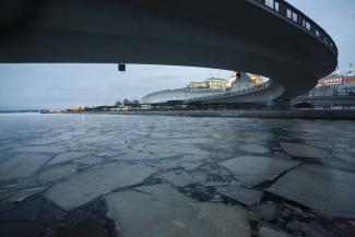 Лед тронулся, господа: почему в Татарстане зимой вскрылись реки