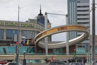 Тому, кто придумает, как превратить уродливое казанское «Кольцо» в шедевр архитектуры, обещают миллион
