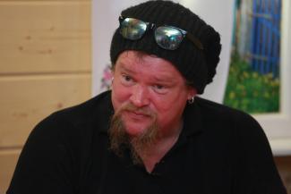 «Если мне что-то не понравится, врать не буду»: настоящий «русский» финн снимет кино про Татарстан