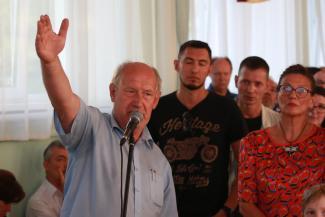 «Своими руками доведете Дербышки до социального взрыва!»: страсти из-за строительства дорог через казанский поселок не утихают