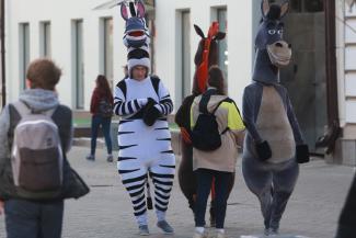 Казань прискучила туристам?