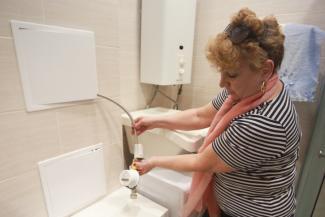 Зато не угорят: в казанских пятиэтажках продолжают отключать газовые колонки