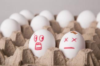 Эх, раз, еще раз: в Татарстане чиновник опозорил власть, закошмарив торговца яйцами