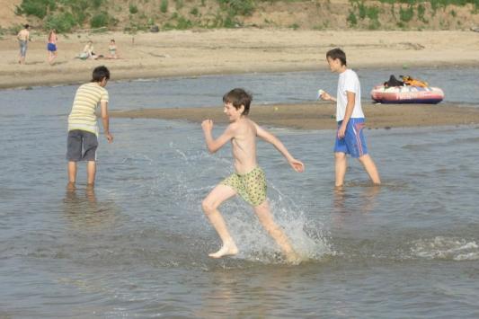 Три официальных пляжа и 58 мест, где можно утонуть