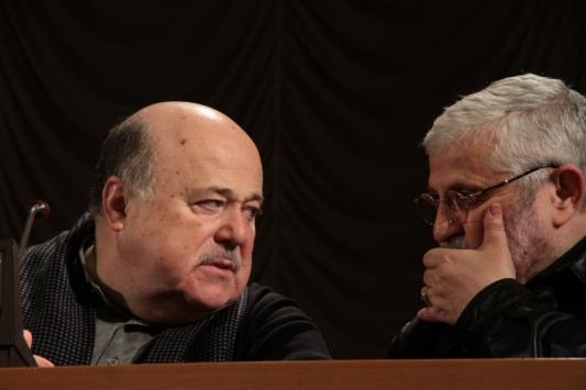 "Александр Калягин: ""Надо бороться!"""