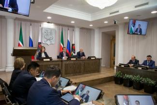В Казани ларьки-«нахаловки» спрятали от чиновников во дворах