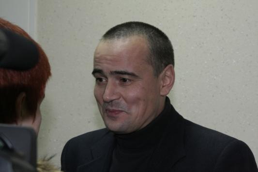 Ирек Муртазин на свободе