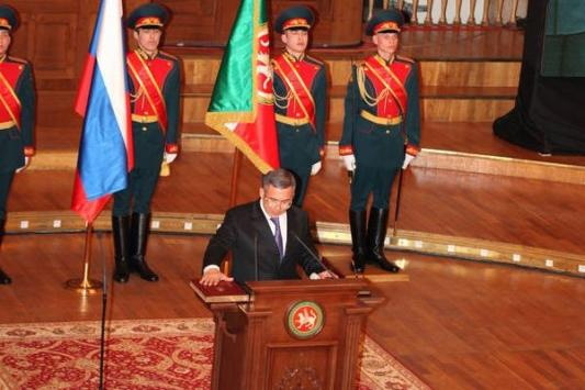 В присягу президента Татарстана могут быть внесены изменения