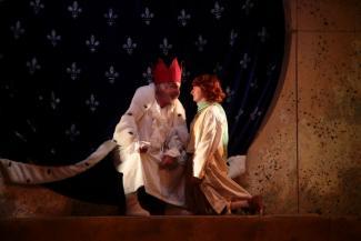Маленькому принцу неуютно на сцене Казанского ТЮЗа