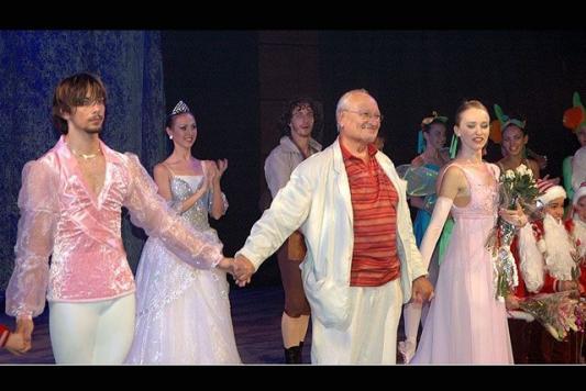 Маэстро Панов и балет Израиля едут в Казань