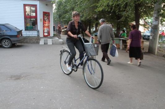 """""""Я почему такой вредный был? Потому что у меня велосипеда не было"""""""