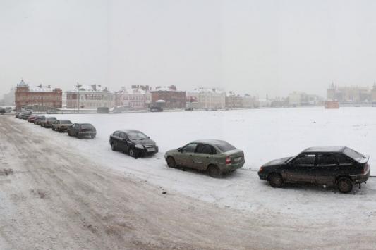 """План """"Перехват"""" по-казански: идеи есть, парковок нет"""