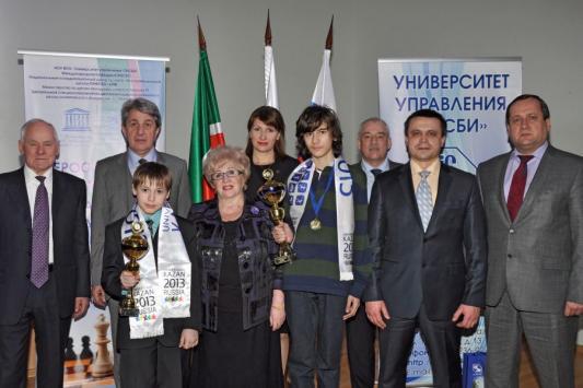 Чемпионат России по шахматам ПАШ ЮНЕСКО