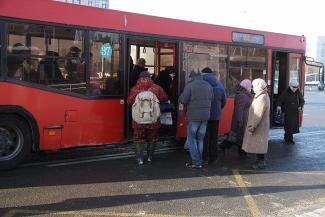 «Автобус дальше не пойдет»: перевозчики грозят Казани транспортным коллапсом после Нового года