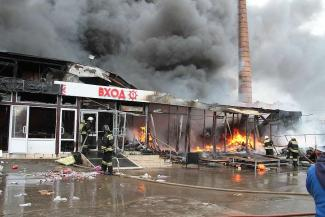 «Таблетки горстями ем»: в Казани начали оглашать приговор по делу о пожаре в ТЦ «Адмирал»