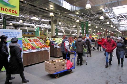 На этом рынке Казани пожар тлеет давно