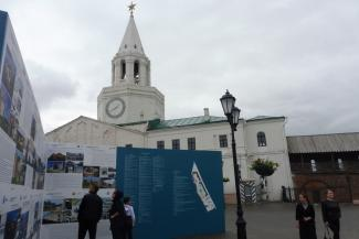Гаражи вдоль Кабана помешали устойчивому развитию Казани