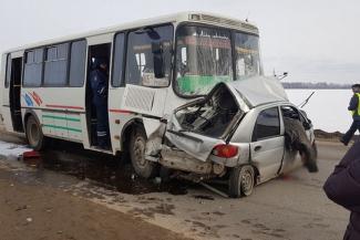 Юная автоледи на трассе под Казанью протранслировала друзьям свою гибель