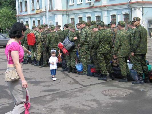 150 татарстанцев ушли в армию