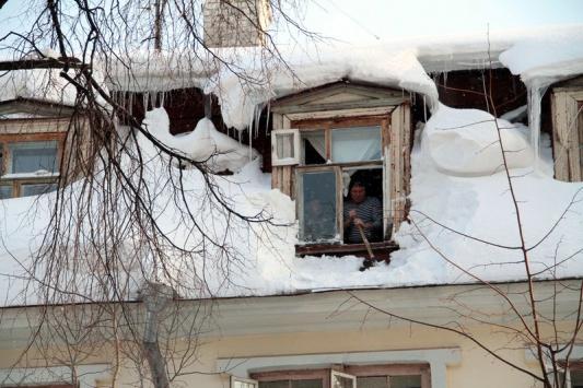 Дело об обрушении крыш стало уголовным и персональным