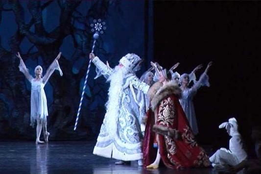 Бабу-ягу танцуют только юноши